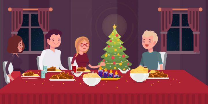 Bli kvitt julafeittet!